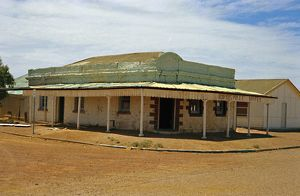 Birdsville Hotel, Birdsville. Voice to be Heard, A. 1974.