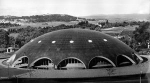 The Canberra Shine Dome. Canberra Today and Tomorrow, 1959.