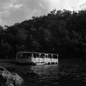 Houseboat on Pittwater. The Water Dwellers, 1967.