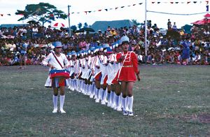Marching Band. Taem Bifo Taem Nao - Time Before Time Now, 1980.