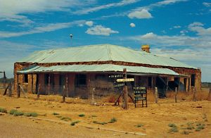 The Old Royal Hotel, Birdsville. Voice to be Heard, A. 1974.
